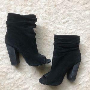 Kristin Cavalari Chinese Laundry Black Booties S 6